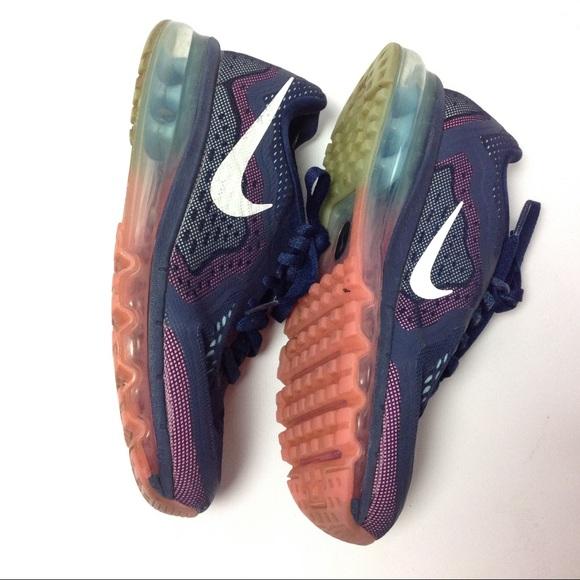 Nike Women Air Max 2014 Running Shoes 621078 415 8